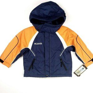 Columbia NWT Baby Insulated Waterproof Jacket